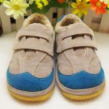 Детская теплая обувь Мальчик Squeaky Shoes для зимы