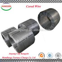 Deoxidizer Silicon Calcium Alloy/SiCa Cored wire