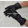 gants de doigt de femme de qualité supérieure