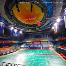 Olympische Spiele Badminton PVC Boden