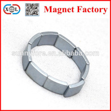 Неодимовые магниты мощный сегмент ротора
