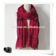 Шея шарф ткань модный леди шарф