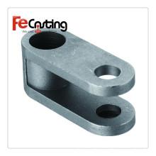 Peças de ferro fundido cinza / cinza personalizadas