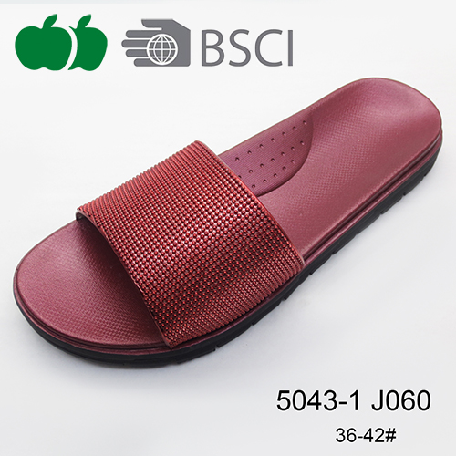 New Design Latest Ladies Elegant Slippers