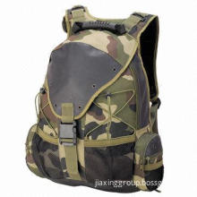 Military Bag, Adopt 1000D Waterproof Fabric with Nylon Thread Stitching, OEM Orders Welcomed
