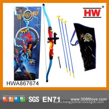 High Quality Children Plastic Toy Bow & Arrow set