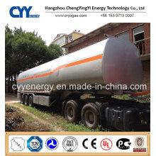 China 2015 Tanker LNG Liquid Oxygen Nitrogen Semi Trailer