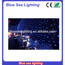 White LED Wedding Curtain\Curtain Light\LED Star Curtain