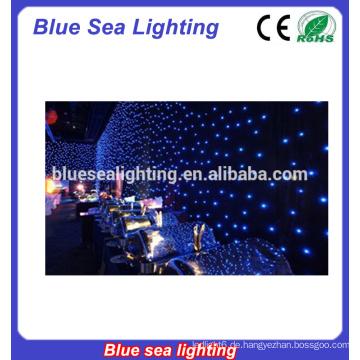 Weiße LED Hochzeit Vorhang \ Vorhang Licht \ LED Star Vorhang