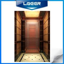 Rose Gold Spiegel St / St Fahrstuhl / Aufzug