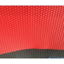 TC cloth bottom PU leather