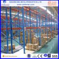 Metallic Stahl Eisen Lager Lager Rack Selektiv Palette Racking