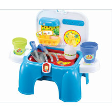 Stool Play Set Toy for Green Thumb Garden Play Set