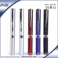 Newest generation smart lcd health e cigarette ego-w