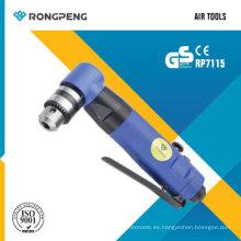 """Rongpeng RP7115 Broca de ángulo reversible de 3/8 """"1500 rpm"""