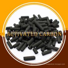 Столбчатый/ Шаровидный активированный уголь на основе углерода Цена продажа по низкой цене
