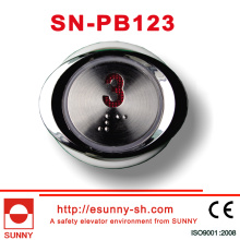 Elevator Button Braille Button for Elevator (SN-PB123)