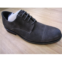 Zapatos de punta redonda para hombre (NX 504)