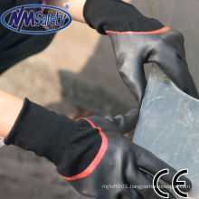 NMSAFETY waterproof heat resistant gloves