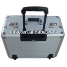 Trolley Aluminum Briefcase