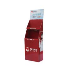 Paper Drinks Display Stand, Pop Floor Display Rack