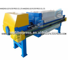 Leo Filter Press Sludge Filtration Filter Press,Automatic Operation Filter Press System for Sludge Dewatering