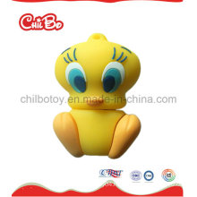 Lovely Small Duck Plastic Toys (CB-PM028-S)