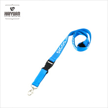 Fabrik Custom billig Silk-Screen Printing Polyester Lanyard