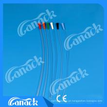 Cateter Uretral de PVC Nelaton com Ce & ISO