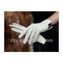 buff fashion sheepskin leather glove