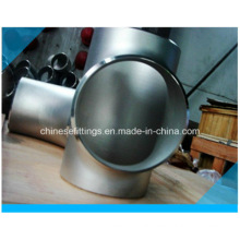 Bw Ss321 Equal ASTM Seamless Stainless Steel Tee