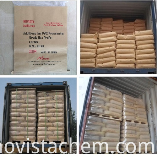 pvc processing aids package