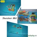 Супер Раскладной Скребок / Бумажная Кошка Кровать (B И C-Н006)