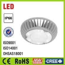 Luces de la bahía baja industriales del techo LED de aluminio