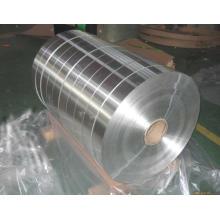 Aluminiumblech und Spule