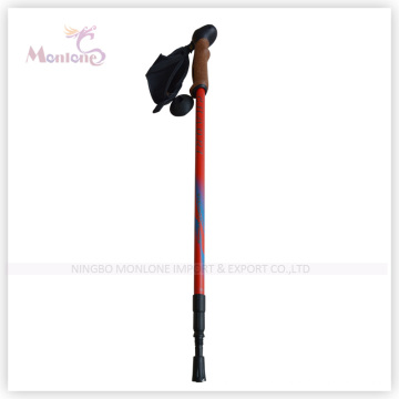 3-Section Adjustable Outdoor Walking Stick