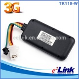 China Leading 3G GPS Vehicle Tracking System TK119-W