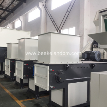 High reputation for for Plastic Shredders single shaft household plastic shredder supply to Serbia Suppliers