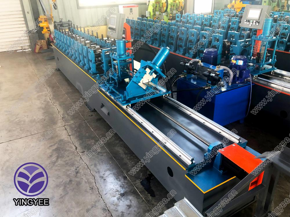 Stud And Track Machine From Yingyee23