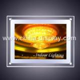 custom shaped acrylic light box promotion