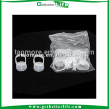 Convenient plastic tattoo ink ring cups for permanent makeup