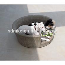 Der beliebteste Rattan-Doppelhundkäfig