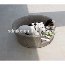 the most popular rattan double dog cage