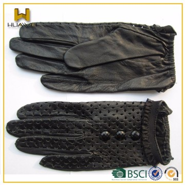 10W-653 Huawei Gloves Women leather gloves hand gloves no lining