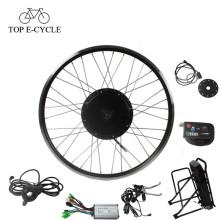 48 V 500 W pas cher vélo électrique kit moyeu de roue moteur vélo conversion kit