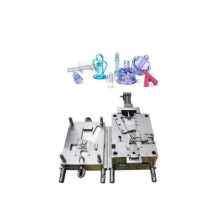 Precision medical equipment plastic syringe injection mold