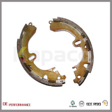 OE NO 44060-05N25 Kapaco Brake Shoe Manufacturing Process For Nissan PATHFINDER PICK UP