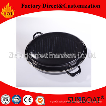Enamel Big Size Turkey Roaster