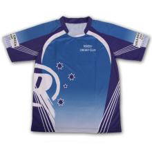 2015 barato equipe profissional Sublimated personalizado New Design Cricket Jerseys