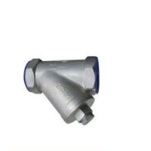 Bolted cover Cast steel strainer
